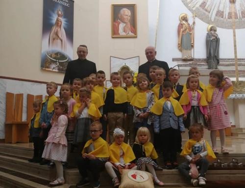 Msza Św. odpustowa ku czci św. Jana Pawła II