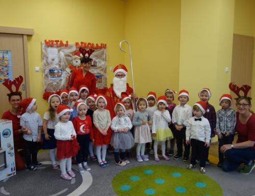 Spotkanie ze Świętym Mikołajem :)