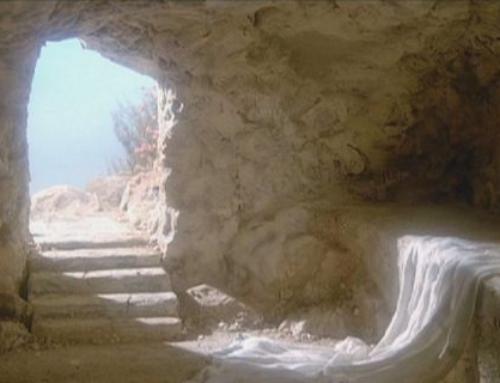 Nie ma Go tu… Zmartwychwstał Pan…